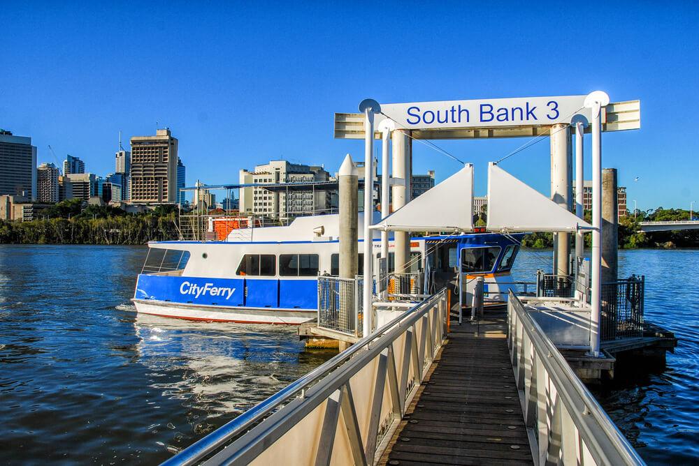 Cityhopper Ferry, Brisbane