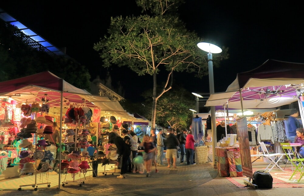 The Collective Markets, Southbank, Brisbane