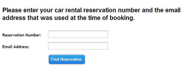 My Booking