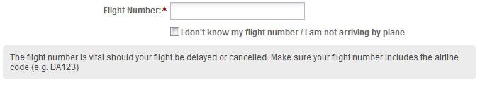 Flight Details