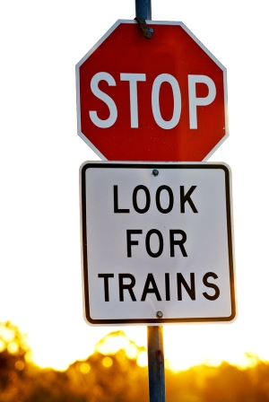 Look Out For Trains
