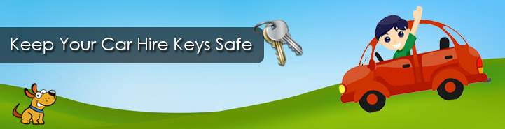 Keep Your Car Hire Keys Safe