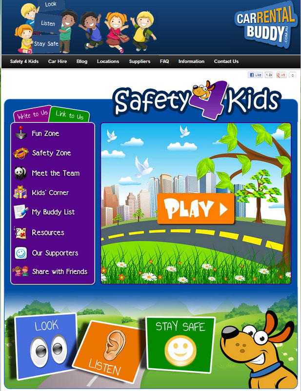 Safety 4 Kids