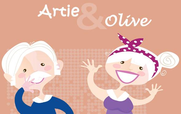 Artie & Olive