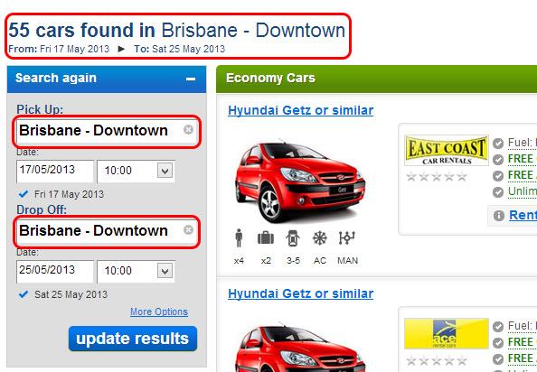 Brisbane Quote