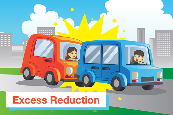 Excess Reduction
