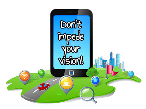 Positioning Your GPS & Mobile Phone
