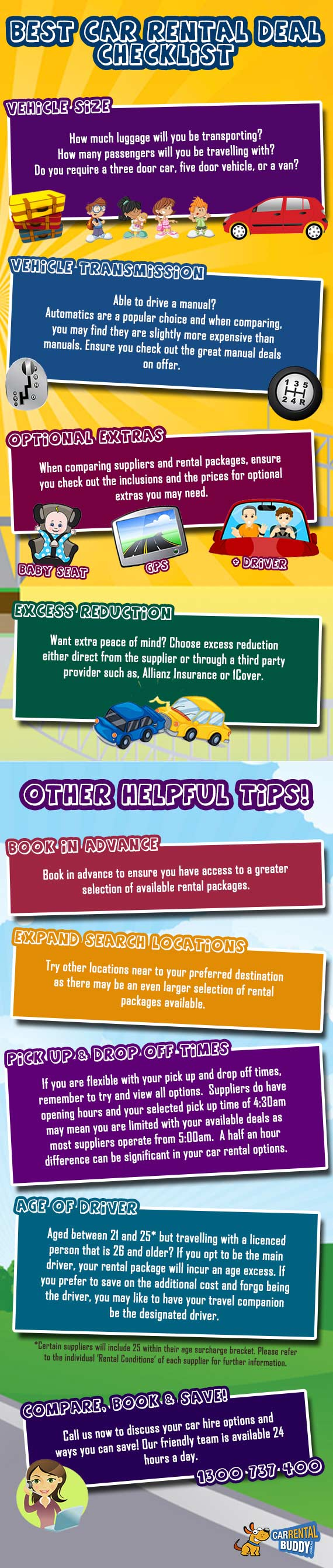 Guide to Getting the Best Car Rental Deal