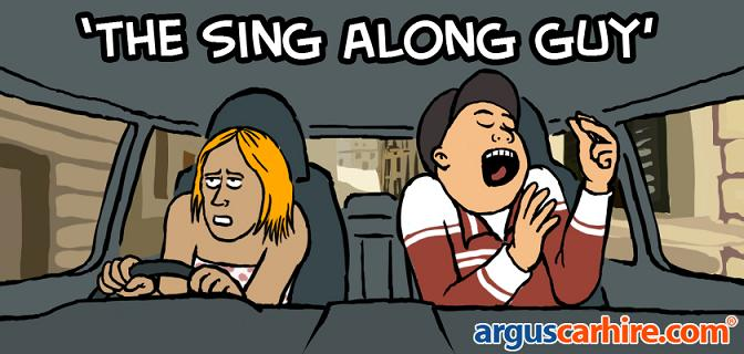 The Sing-Along Guy