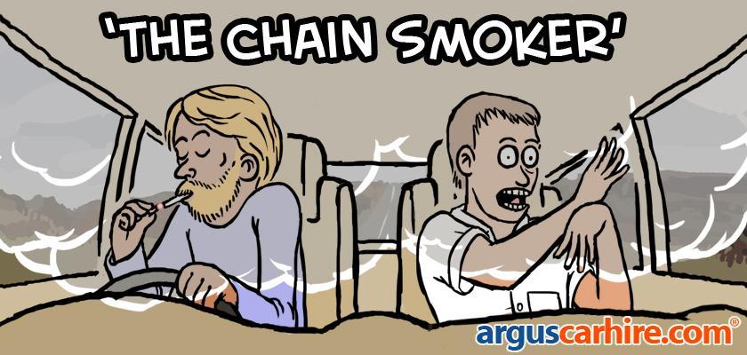 The Chain Smoker