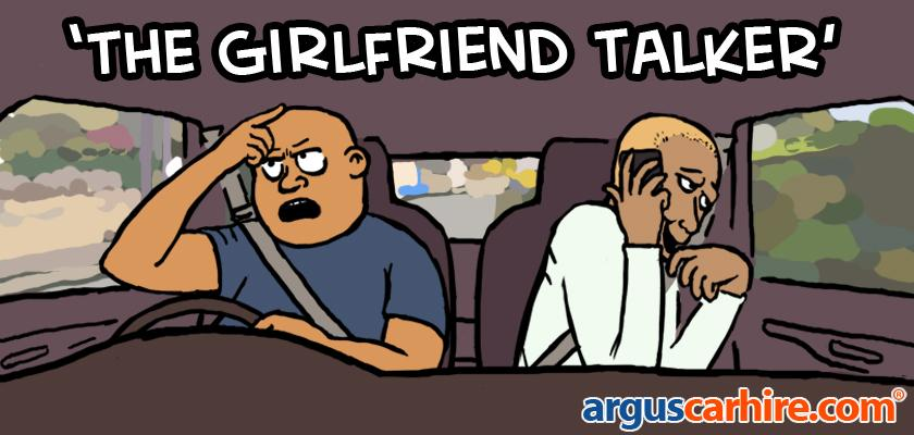 The Girlfriend Talker