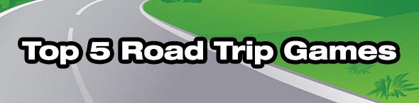 Top 5 Road Trip Games