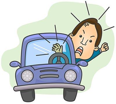 Use of Car Horn