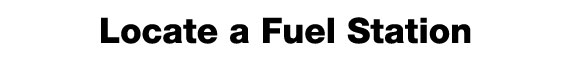 Locate a Fuel Station