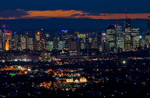 Mount Gravatt Lookout Brisbane