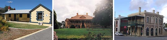Barossa Heritage Trails