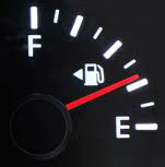 Locating the Fuel Cap