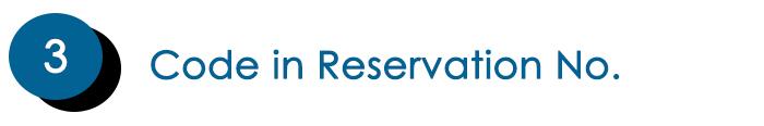 Check Reservation Number