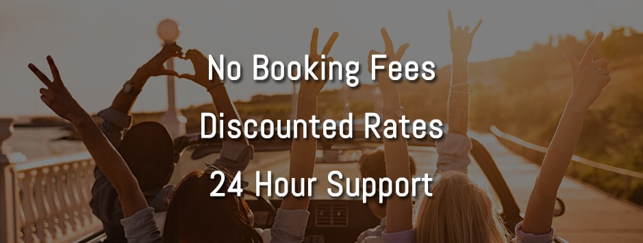 We Compare Car Hire Worldwide - No Booking Fees, Discounted Rates, 24/7 Support