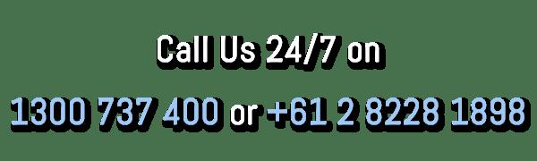 Call Us 24/7