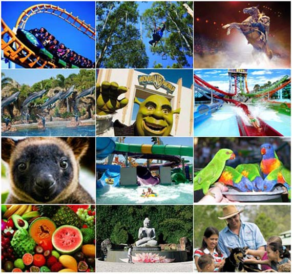 Gold Coast Attractions