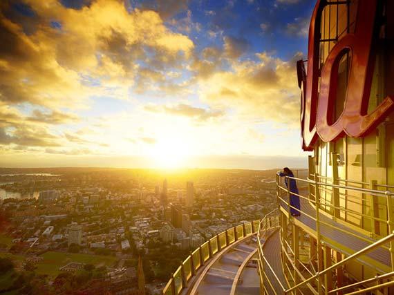 Sydney Tower Eye View